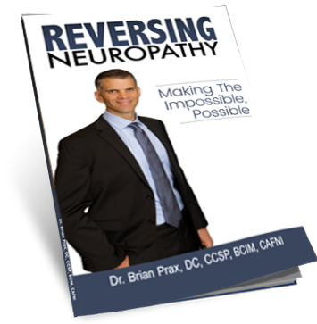 "Dr. Prax ""Reversing Neuropathy"" Book [Image]"